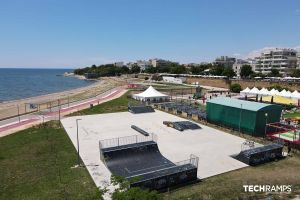 Alexandroupoli skatepark