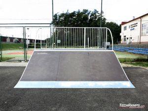 Bank Ramp Skatepark Głogów Małopolski