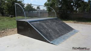 Bank ramp - Techramps