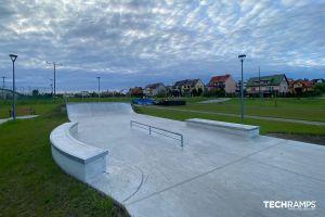 Betong skatepark