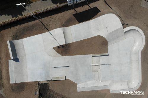 Betong skatepark i pleszew