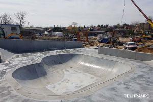 Betong skatepark Pacanów