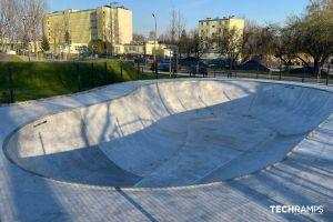 Betongskål - Opole