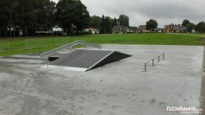 Bobolice skatepark standard