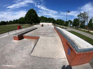 Concrete platform - Bydgoszcz