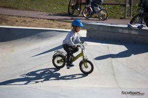 Concrete skatepark - Maniowy