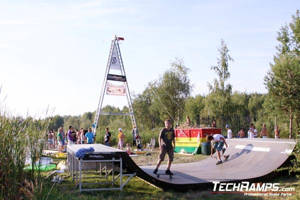 Cracow -WakeBoard