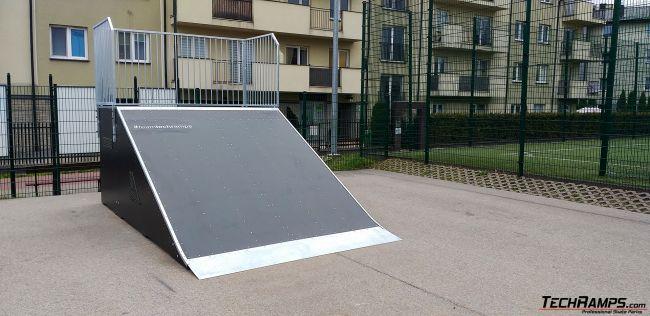 Development Skatepark Warka
