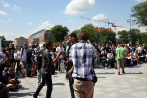Es game of SKATE 2011 in Cracow