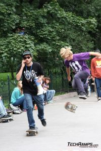 Es game of SKATE - Maciej Heczko