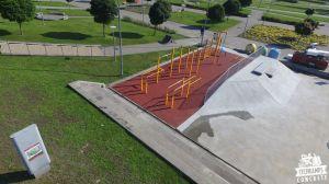 Gdański skatepark