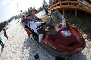 Gravity SnowPark w Koninkach 2012