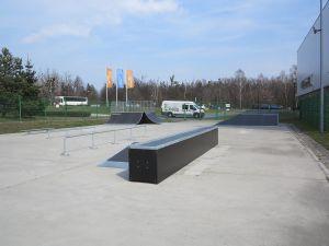 Grindbox - Tarnowskie Góry skatepark