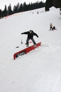 Grzesztof - snowpark Koninki  - Grzegorz Górski