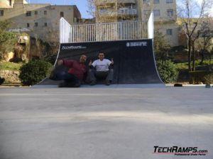 Hiszpania Alcora Skatepark