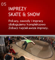 SKATE & SNOW EVENTS