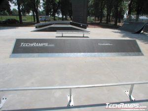 Jawor - skatepark - 13