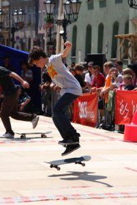 Juliada 2008 Mały Rynek - skatepark Techramps 4