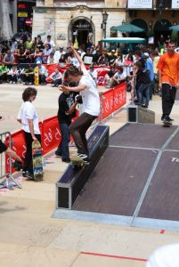 Juliada 2008 - skatepark techramps 2