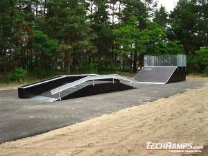 Klucze Skatepark