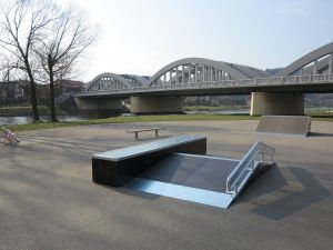 Krościenko nad Dunajcem skatepark