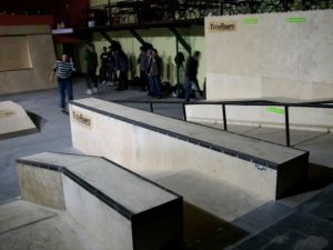 Kryty Skatepark w Czeladzi 1