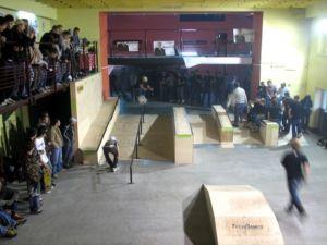 Kryty Skatepark w Czeladzi 10
