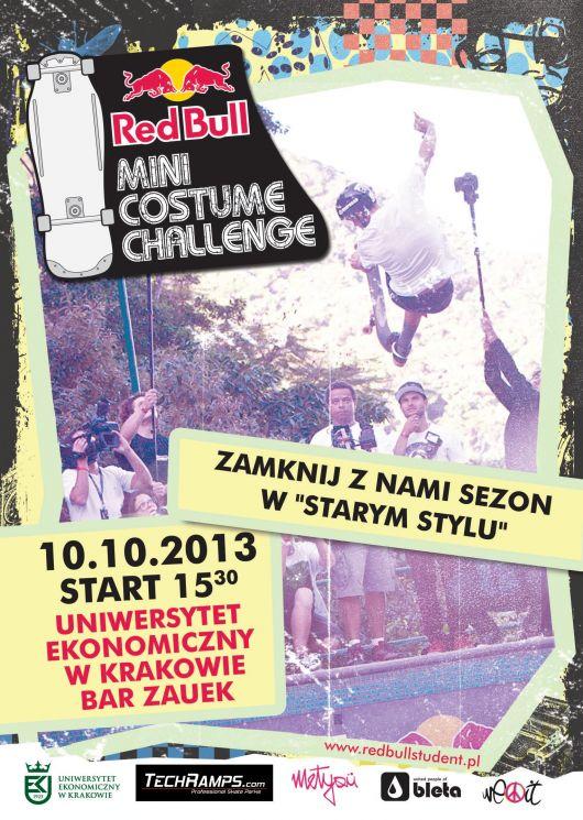 Mini Costume Challenge - Redbull 2013