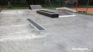 Mini skatepark Grudziądz