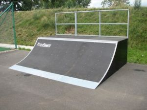 Mini Skatepark w Teresinie - 2