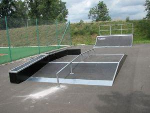 Mini Skatepark w Teresinie - 3