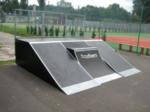 Mini Skatepark w Teresinie - 4
