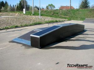 Mini Skatepark w Tuchowie - 8