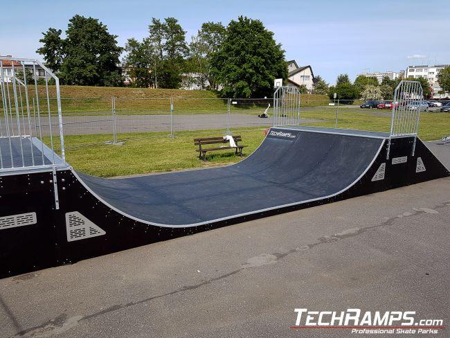 Minirampa Skatepark Lubin