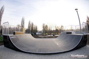 MInirampa skateplaza Kraków