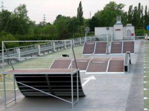 Mobilny skatepark do wypożyczania 1