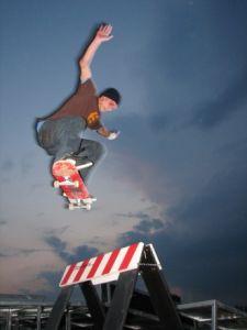 Mobilny skatepark do wypożyczania 13