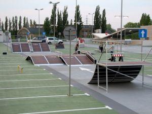 Mobilny skatepark do wypożyczania 2