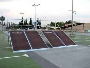 Mobilny skatepark do wypożyczania 3