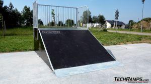 Modular Bank ramp