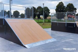 Modular skatepark Kargowa