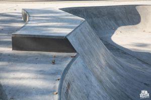 Nakło nad Notecią - concrete monolith skatepark