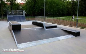 Nowy Opatowski skatepark
