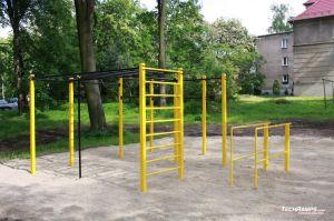 parkour park Lubliniec 3