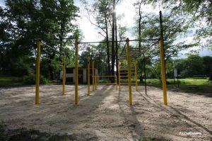parkour park Lubliniec 4