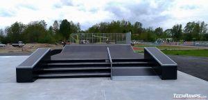 Platforma - skatepark Międzyrzec Podlaski