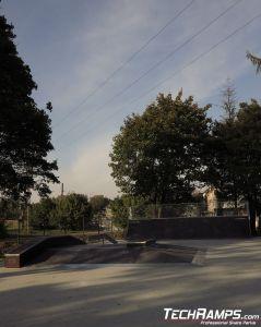Psary nowy skatepark