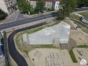 rozbudowa skateparku w przemyślu