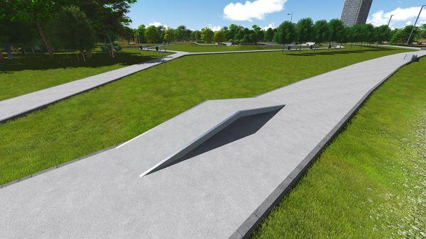Sample concrete skatepark 050415