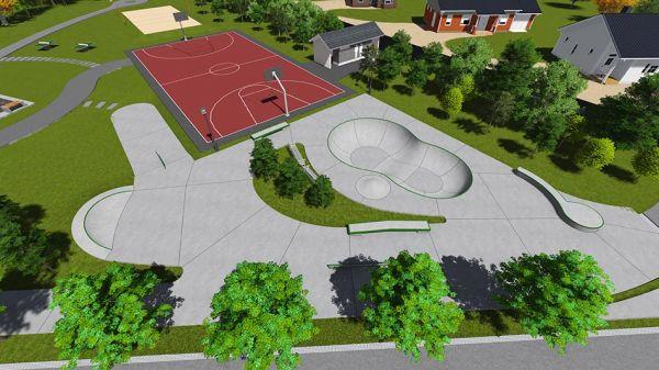 Sample concrete skatepark 101515